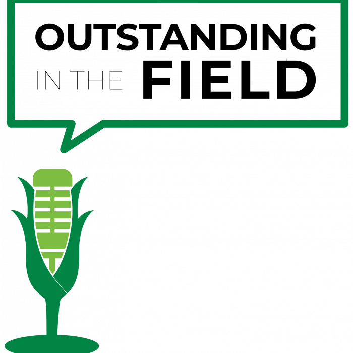 Outstanding in the Field Podcast Logo