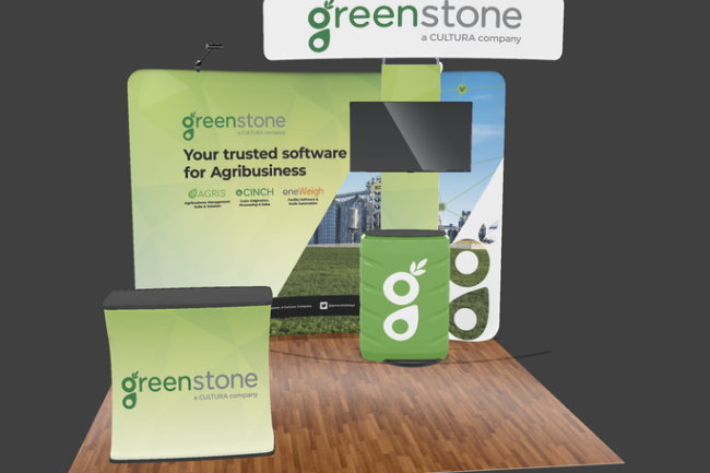 Greenstone Booth at GEAPS 2021